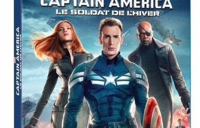 Captain America et le soldat de l'hiver