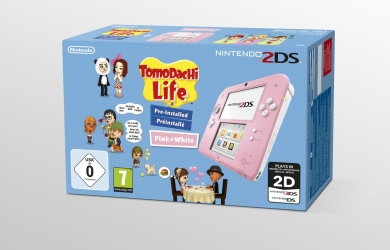 PACK 2DS TOMODACHI LIFE