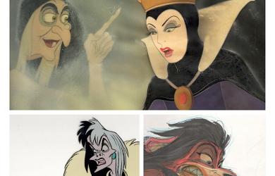 Exposition Les Méchants de Disney