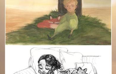 Exposition l'Art du Petit Prince