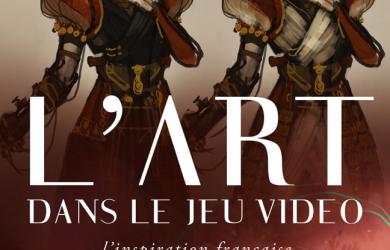 Exposition L'Art dans le Jeu Vidéo