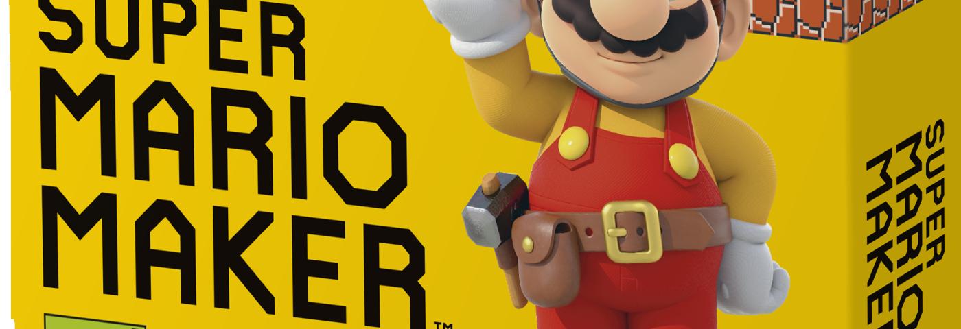 FÊTEZ LES 30 ANS DE SUPER MARIO AVEC LA SORTIE DE SUPER MARIO MAKER SUR Wii U !