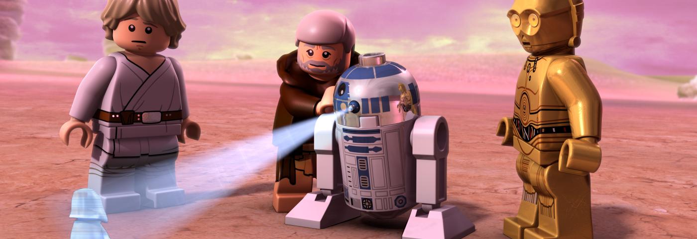 LEGO STAR WARS : LES CONTES DES DROÏDES vol.2