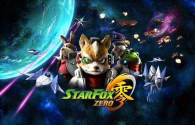 STAR FOX ZERO LE 22 AVRIL SUR Wii U