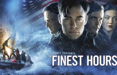 THE FINEST HOURS EN DVD