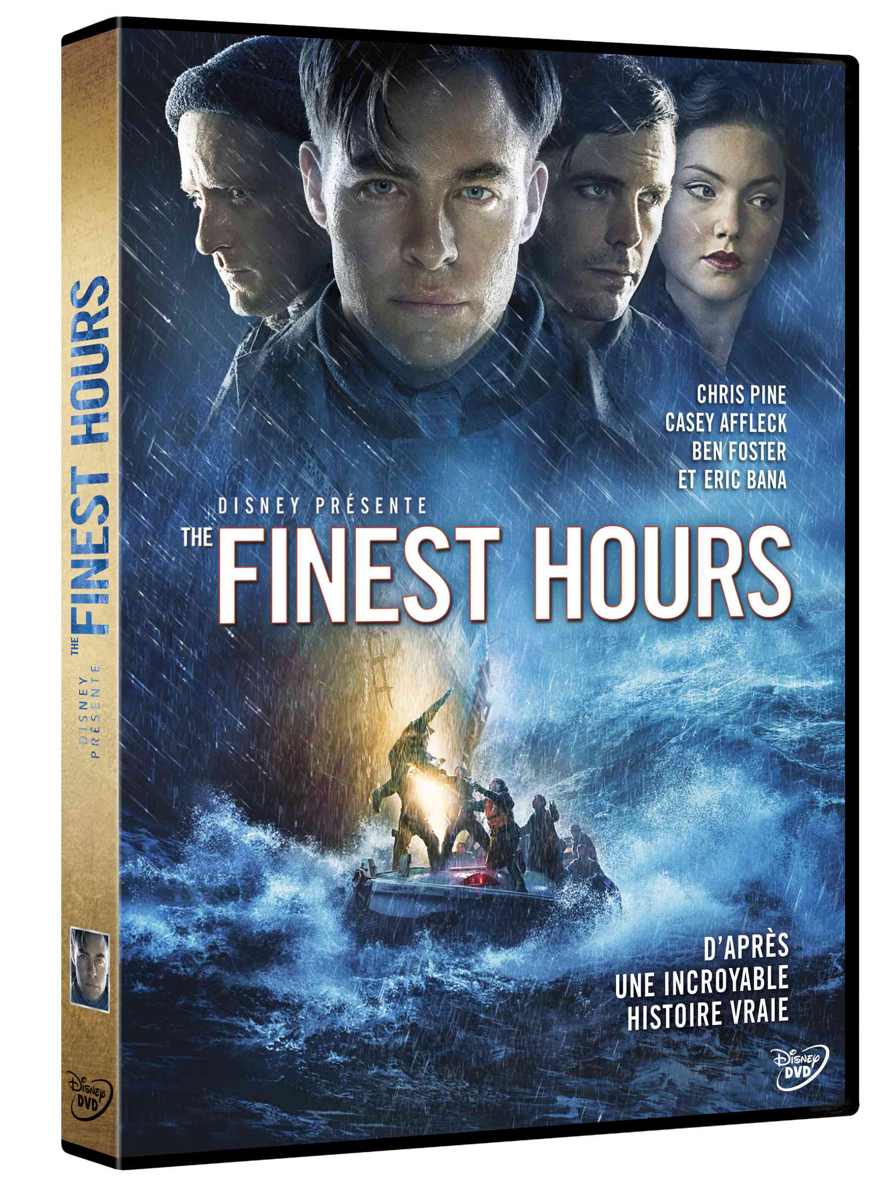 vis_DVD The Finest Hours