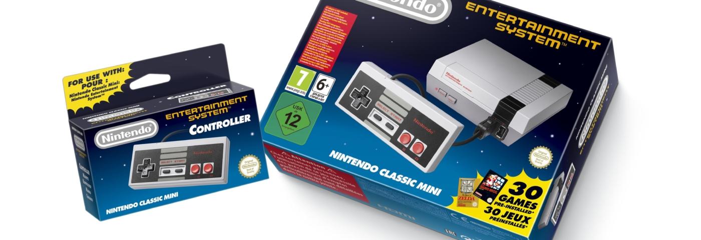Nintendo Classic Mini : NES