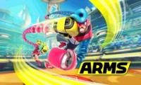 ARMS : disponible sur Nintendo Switch