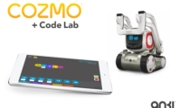 COZMO : LE ROBOT QUI VA VOUS FAIRE AIMER LES ROBOTS
